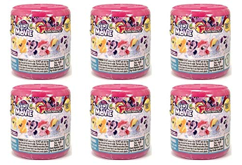 My Little Pony Fash'ems Mashems 6 Blind Pack Capsules - Series 7 ()