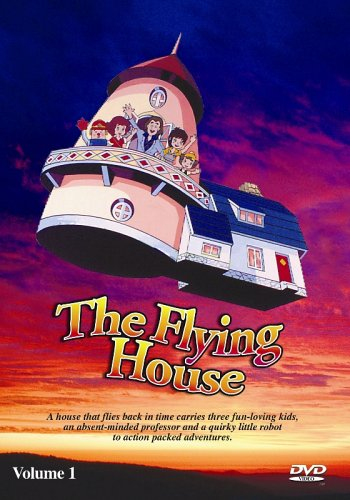 The Flying House Volume One by CBN Animation Studios