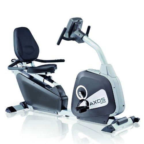 Kettler Axos Cycle R Heimtrainer, Modell 2014/15, 07986-896, Halbliege Fahrrad
