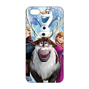 3D Cartoon Cute Frozen For SamSung Galaxy S5 Mini Phone Case Cover