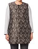 Marina Rinaldi Women's Genio Printed Vest, Multicolor, 16W/25