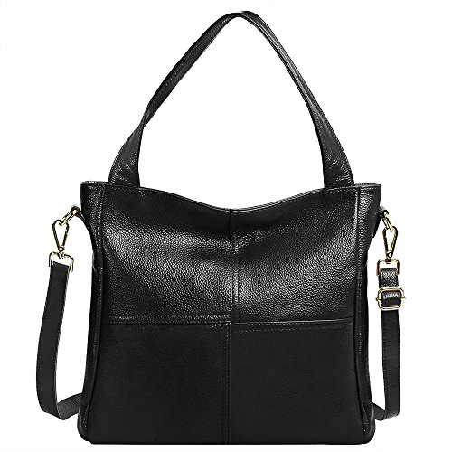 S ZONE Genuine Leather Shoulder Crossbody product image