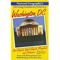 National Geographic Driving Guide to america, Washington DC