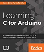 Learning C for Arduino Front Cover