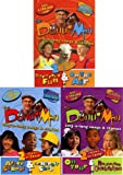 The Donut Man (3 Pack) Barnyard Fun,On The Air,On Tour,Resurrection Celebration, After School,The Repair Shop