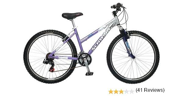 Schwinn Ridge AL - Bicicleta de montaña para Mujer (Ruedas de 66 ...