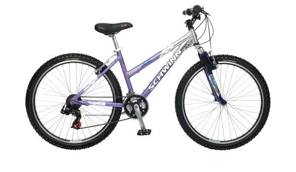 8075c4ca7f4 Schwinn Ridge AL Women's Mountain Bike (26-Inch Wheels, Purple/Silver):  Amazon.ca: Sports & Outdoors