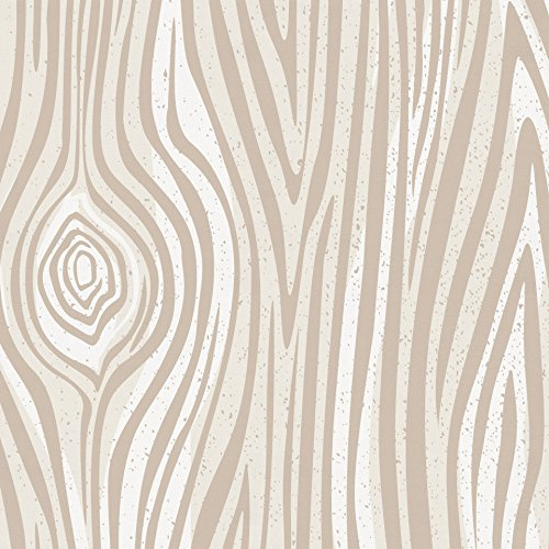 Carousel Designs Taupe Large Woodgrain Toddler Bed Comforter by Carousel Designs (Image #3)