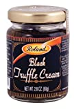 Roland Black Truffle Cream, 2.8-Ounce Jars (Pack of 2)