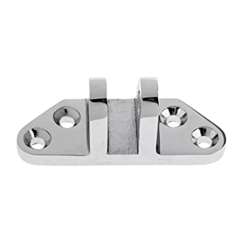 Homyl Marine Grade 316 Stainless Steel Deck Hinge Boat Cover Canopy Fittings Accessories Amazon.co.uk Sports u0026 Outdoors  sc 1 st  Amazon UK & Homyl Marine Grade 316 Stainless Steel Deck Hinge Boat Cover Canopy ...