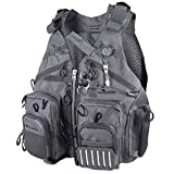Cheap M MAXIMUMCATCH Maxcatch Fly Fishing Vest with Accessories