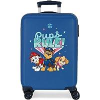 Paw Patrol Paw Patrol Playful walizka dla dzieci, sztywne zapięcie kombinacyjne ABS z boku, Pups Rule, Kabinenkoffer…