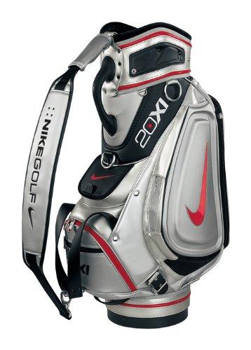 Nike Golf 20XI Staff Bag (Silver)