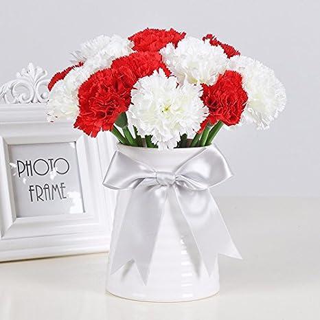 Artificiale fiori finti decorazione Tavolo da pranzo accessori per ...