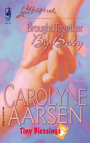 book cover of Brought Together by Baby