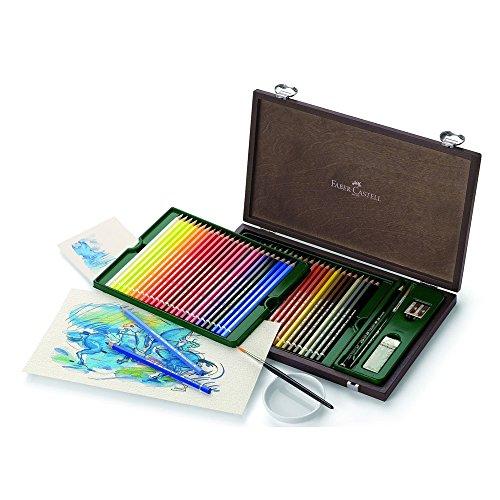 Albrecht Durer 48 Watercolor Pencil Set Box Faber Castell Box
