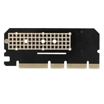 Kafuty Convertidor de Adaptador M.2 a PCI-E 4X/8X/16X, Tarjeta ...
