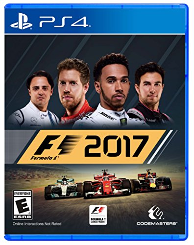 F1 2017 - PlayStation 4 - Vegas Outlet Store Las