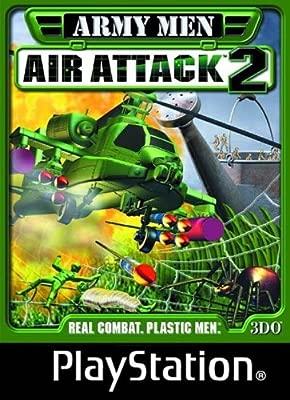 PS1 - Army Men: Air Attack 2: Amazon.es: Videojuegos