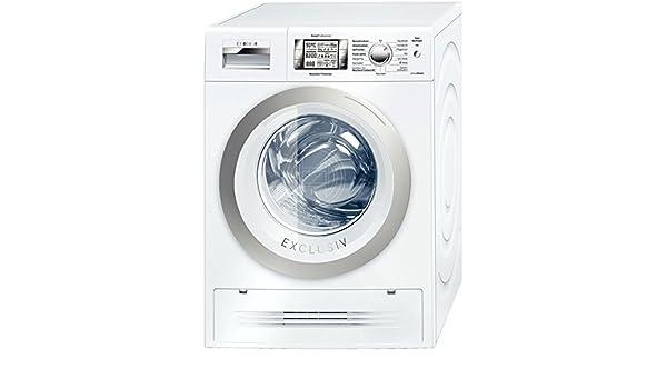 Bosch WVH30590 Independiente Carga frontal A Blanco lavadora ...