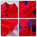 Kids Clothing 4pcs Bow Tie Plaid Shirts and