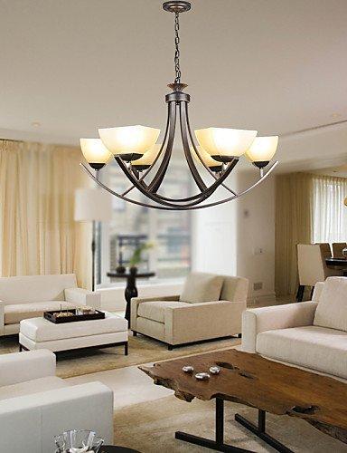 DXZMBDM® 10W Traditionell-Klassisch LED Korrektur Artikel Metall PendelleuchtenWohnzimmer / Schlafzimmer / Esszimmer / Küche / Studierzimmer/Büro , 220-240v