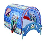 Delta Enterprise Mickey Mouse Toddler Tent Bed