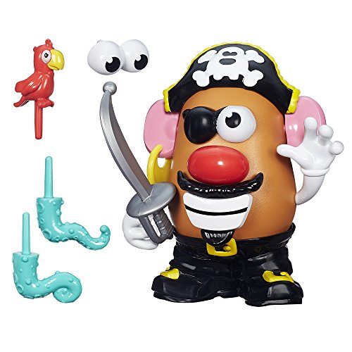 Pirate Mr Potato Head (Playskool Friends Mr. Potato Head Pirate)