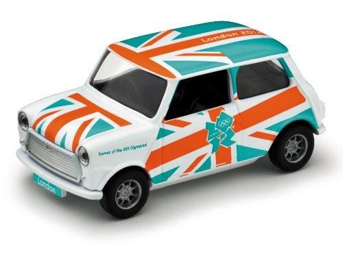 Corgi Ty82280 London 2012 Great British Classics Mini 1:36 Scale Die Cast