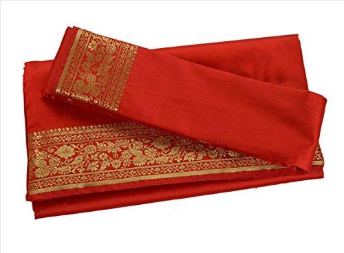Indian Silk Sarees - 4