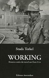 Working : Histoires orales du travail aux États-Unis par Studs Terkel