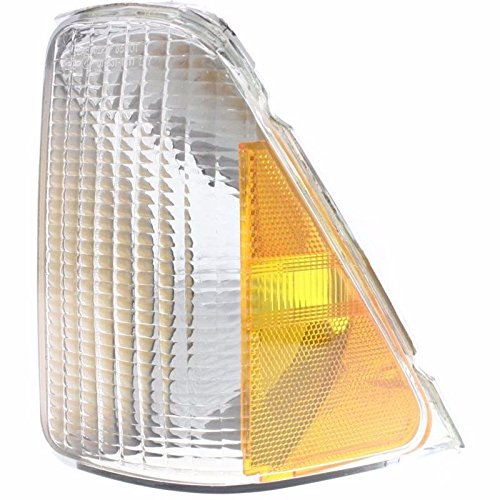 For 1992-1997 FORD AEROSTAR Driver Side OEM Replacement Corner Light SIGNAL LAMP FO2520111
