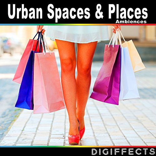 Calm Supermarket or Mall Ambience with - Place Mall Market