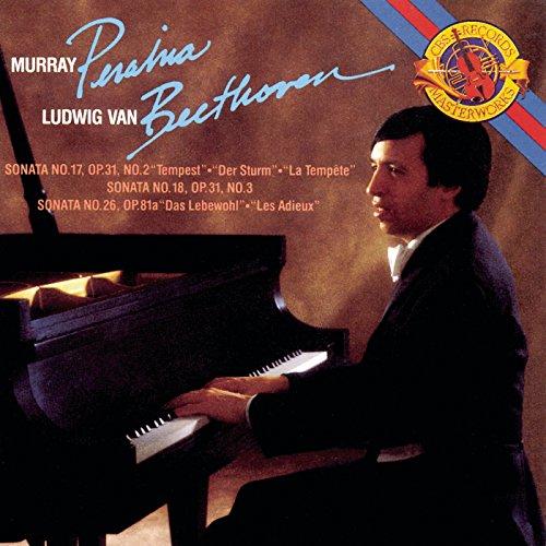 - Beethoven: Piano Sonatas Nos. 17, 18 & 26