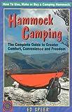 Hammock Camping, Wade Edward Speer, 0971859442