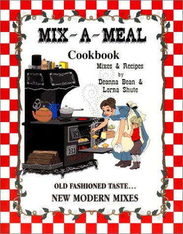 Mix-A-Meal Cookbook (Dwarf Mix)