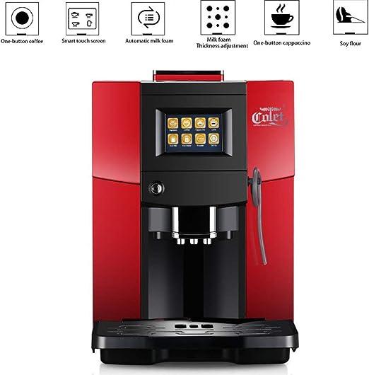 Pantalla táctil Espresso Maker, Pantalla táctil máquina de ...