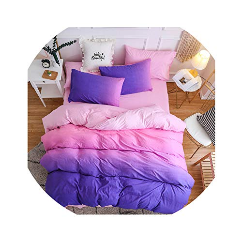 - Love & Freedome Home Textile Girls Kid Teen Brief Bedding Set Adult Female Inen Soft Black White Heart Duvet Cover Pillowcase Bed Sheet,12,Queen,Flat Bed Sheet