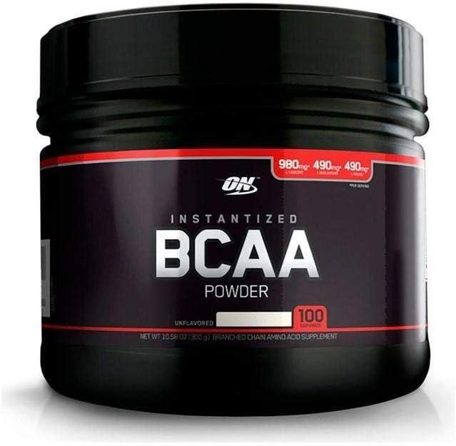 BCAA Powder Black Line (300g) - Sabor Sem Sabor, Optimum Nutrition por OPTIMUM NUTRITION