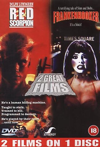 Red Scorpion / Frankenhooker [Import anglais]