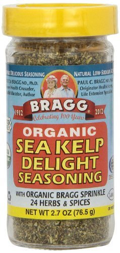 Seasoning Sea Kelp Delight 2.70 Ounces (Case of 3)