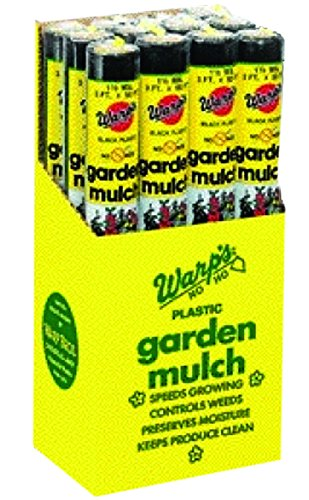 Warp Brothers No Hoe Garden Mulch