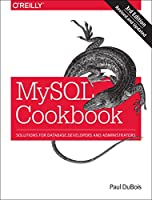 MySQL Cookbook, 3rd Edition Front Cover