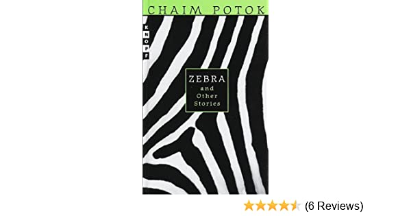 Amazon zebra other stories 9780679954408 chaim potok books fandeluxe Image collections