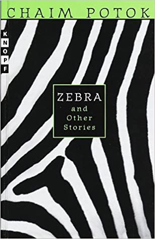 Amazon zebra other stories 9780679954408 chaim potok books fandeluxe Gallery