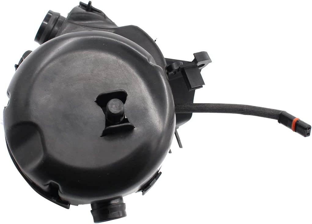 NewYall Crankcase Vent Valve Oil Separator with Breather Hose Kit