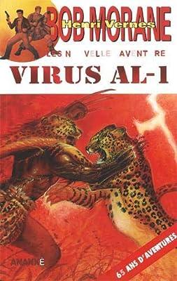 T07 - Bob Morane Virus Al - 1 (Nouvelles Aventures): Amazon.es: Vernes Henri: Libros en idiomas extranjeros