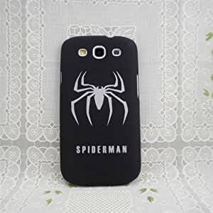 Good Super Hero Series Hard Shell Case for Samsung Galaxy S3 i9300 - Spider Man by mcsharks