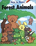 How to Draw Forest Animals, Barbara Soloff-Levy, 0816703353