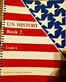 img - for U.S. History: Book 2 Grade 8 book / textbook / text book